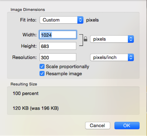 Stay Away From Images in Emails; change-image-dimensions