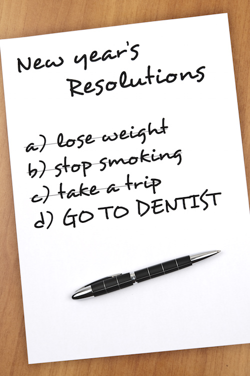 New Year New Dental Benefits; to-to-dentist